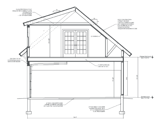 Residential Construction Plans